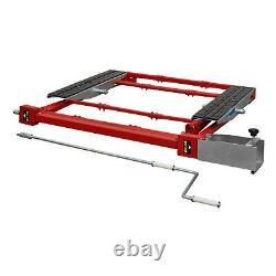 Sealey PPL01 Portable Pivot Car Adjustable Lift 1500kg