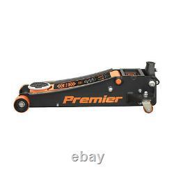 Sealey Premier Tools 3040AO 3 Tonne Rocket Lift Trolley Jack Orange