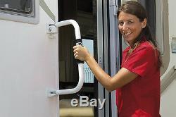 Security 31 Wohnwagen Türsicherung Sicherheitsgriffe Fiamma Einstiegshilfebügel