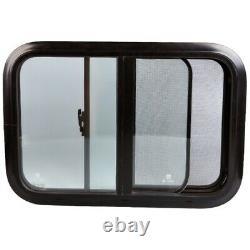 Shield Autocare© 500x350mm Camper Van Caravan Horsebox Conversion Sliding Window