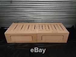 Sliding Camper Motorhome Self Build 6ft Double Bed Seat Storage Rock Roll