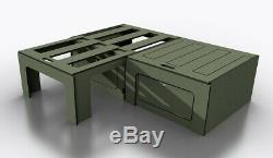 Sliding Camper Van Bed / Storage 1500mm (BED-015)