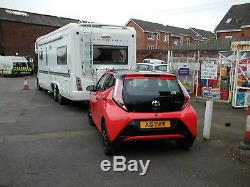 Smart Car Braked Towing A Frame (Fitted)