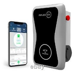 Smart Electric Car Charger EV PHEV Charge Point 7kw / 32amp Output Fast type 2