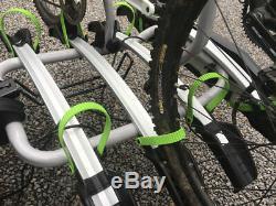 Sparkrite 4 Bike Tilting Tow Bar Carrier