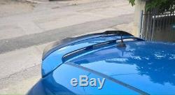 Spoiler Extension/cap/wing Vauxhall/ Opel Corsa D Vxr (2004-2014)