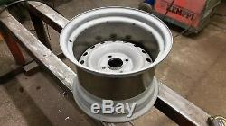Steel Wheels Banded To Your Requirements