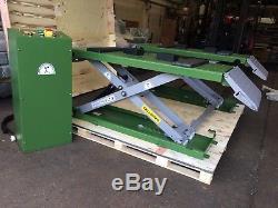 Strongman Montford 3 Ton Home Garage Car Lift DIY Workshop Enthusiast Ramp 240v