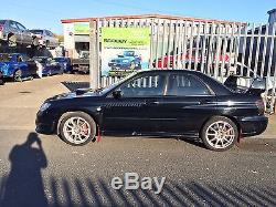 Subaru Impreza 2007 Hawkeye 2.5 WRX Front End Conversion + BREAKING FULL CAR +