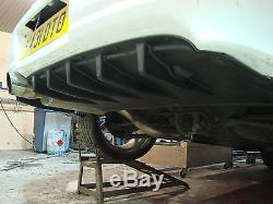 Subaru Impreza ABS High Impact Air Splitter Diffuser Bugeye 2001-2002 STi WRX