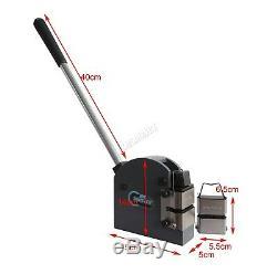 SwitZer Manual Shrinker Stretcher Combo Sheet Metal Bender Shaping Workshop Tool