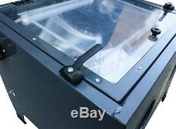 Switzer Sand Blaster LED Light Sand Blasting Cabinet Grit Bead SBC90