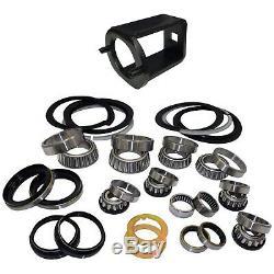 Swivel Hub Wheel Bearing Kit & Hub Tool For Nissan Patrol GU Y61 1998-2014