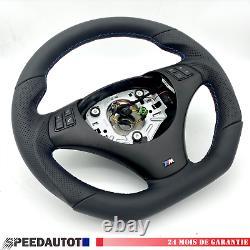 TAUSCH Abgeflacht Lenkrad Tuning BMW M-POWER E82 E84 E87 E88 E90 E91 E92 E93