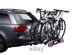 THULE EuroRide 942 AHK Heckträger für 3 Fahrräder 942000