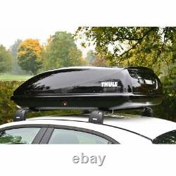 THULE Ocean 100 Car Roof Box in Gloss Black 360 Litre Size NEW IN STOCK