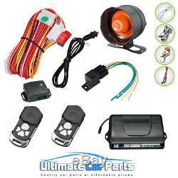 Talking Remote Central Locking Car Immobiliser Alarm Latest Version Uk Company