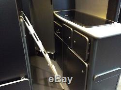 Tambour Door Toilet Washroom Shower Campervan Conversions Motorhome 1750 x 550mm