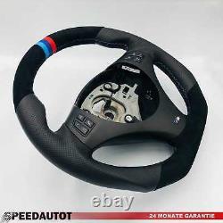 Tausch Abgeflacht Tuning Lenkrad BMW M-Power E82 E84 E87 E88 E90 E91 E92 E93 3st