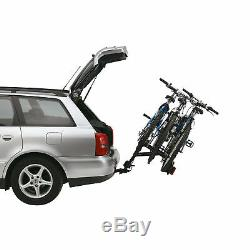 Thule 9503 Ride On 3 Bike Rack / Cycle Carrier Tow Bar Mounted