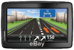 TomTom Via 135 M CE 5 XXL Handy Freisprechen FREE Lifetime 3D Maps WOW GPS Navi