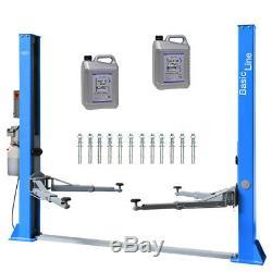 Twin Busch BASIC-Line 2 Post Lift 4.2 t TW 242 A