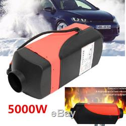 UK 5KW Air Diesel Heater Planar 5000W 12V For Trucks Motor-Homes Boats Bus CAN