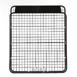 Universal Roof Basket Steel Cargo Luggage Tray Folding Carrier Rack 1.21.0m