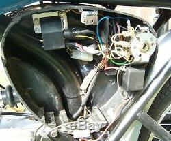 VAPE Zündung 12V/100W passend bei Simson S50, S51, S70, SR50, SR80 700579900