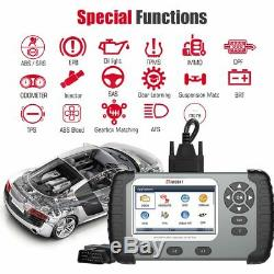 VIDENT iAuto 702Pro Car Diagnostic Tool OBD2 Scanner for ABS SRS DPF EPB TPMS