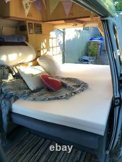 VW Camper T5 T4 T25 Van or Rock N Roll bed MEMORY FOAM 2 Mattress Topper Foam