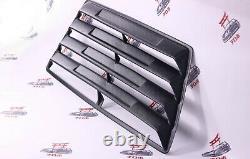 VW Golf mk2 GTI Window Louver Spoiler Tuning Car Parts 2 / 4 Doors ABS plastic