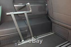 VW T5/T6 Caravelle/Multivan Multiflex board. Consoles with struts and board
