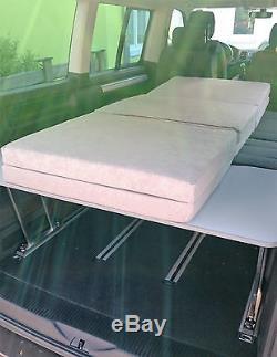VW T5/T6 Matratze für Multiflexboard, Würfel, Bett