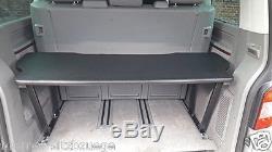 VW T5 & T6 Multivan Multiflexboard Bettverlängerung inkl. MDF Platte 53 cm hoch