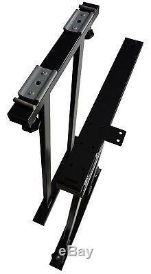 VW T5 / T6 Multivan Multiflexboard Set klappbar + L-Scharnier + Flexboard Flex
