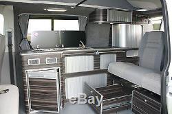 VW T5 T6 Transporter Renault Trafic Mercedes Vito Camper / Campervan Conversion