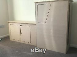VW T5 campervan Caravan Camper SWB STD Unit kitchen Wardrobe pod B1
