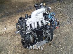 VW Transporter T5 2.5 TDI Complete engine BNZ 130 91k