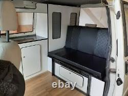 VW Transporter. T5. T4. Interior/units/furniture. Smev, Waeco, Rock and Roll bed