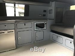 VW Transporter T5 T6 SWB Furniture Camper Units Kitchen Assembled & Delivered