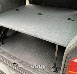 VW transporter kombi bed T5/T6/T6.1 (DIY FRAME WORK & FIXING KIT) SWB&LWB CAMPER
