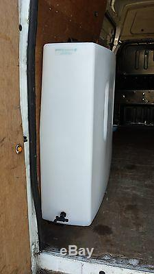 Van wheel arch tank, Van tank. Valeting, window cleaning. 200LTR, BAFFLED