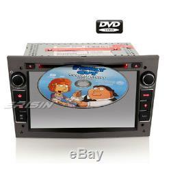 Vauxhall GPS Sat Nav Bluetooth DVD Stereo OPEL ASTRA ZAFIRA VECTRA Corsa 7160GB