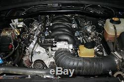 Vauxhall Holden Monaro Ls1 5.7 V8 Engine & 6 Speed T56 Tremec Manual Conversion