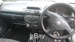 Vauxhall corsa b 1.6 16valve sport