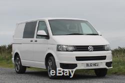 Volkswagen Transporter T5.1 VW Sportline Front Spoiler Splitter Bumper