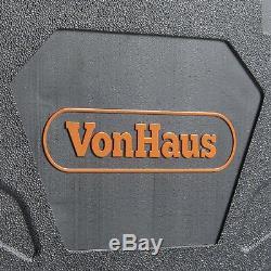 VonHaus 256pc Premium Household Hand Tool, Bits & Socket Wrench Set