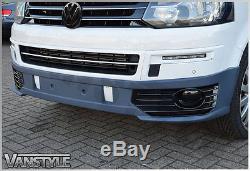 Vw Transporter T5 Sportline Front Bumper Splitter Spoiler Not Cheap Fiberglass