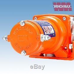 WINCH 12V ATV BOAT TRAILER 3000 lb WINCHMAX BRAND